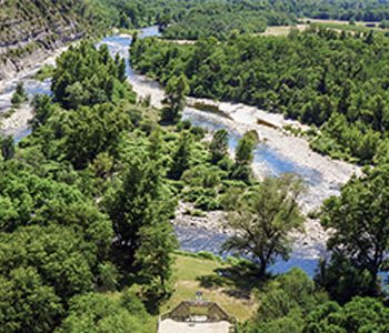 camping ardeche bord de riviere