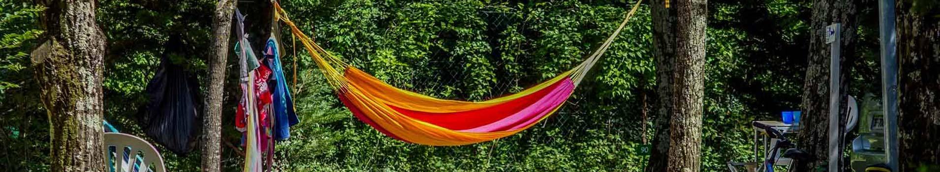 camping plan d'eau en Ardèche